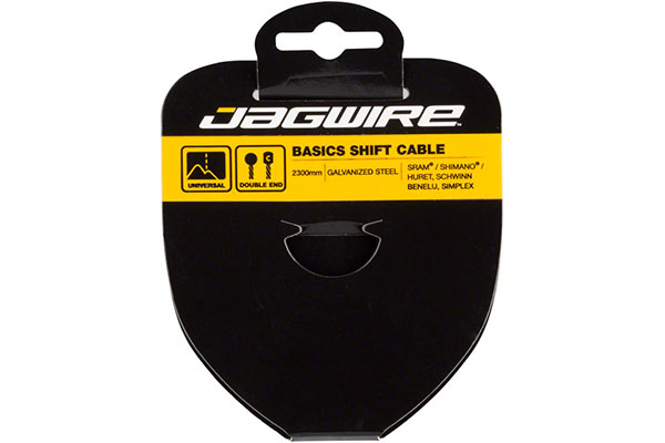 Jagwire Stainless Steel Inner Gear Cables GCISSBOX