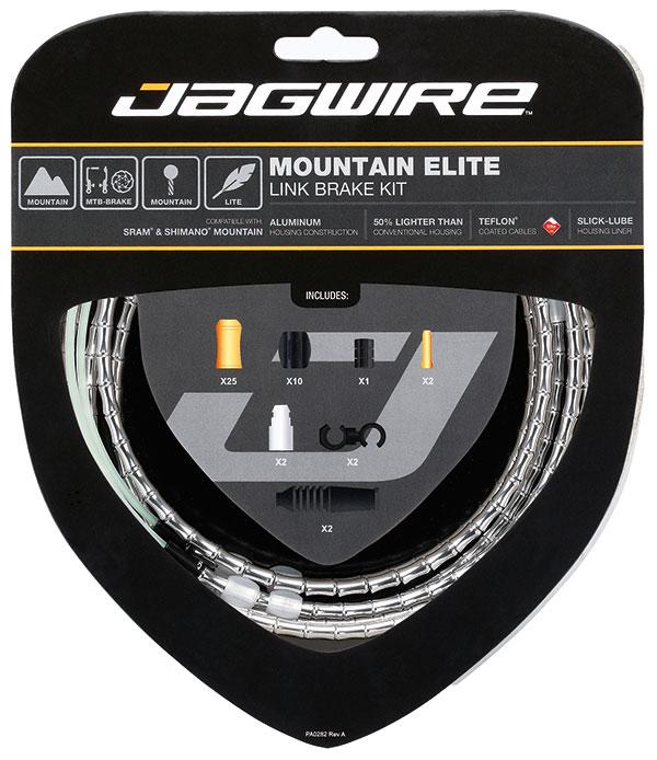 2017 Upgrade JAGWIRE Bremszugset Road Elite Link