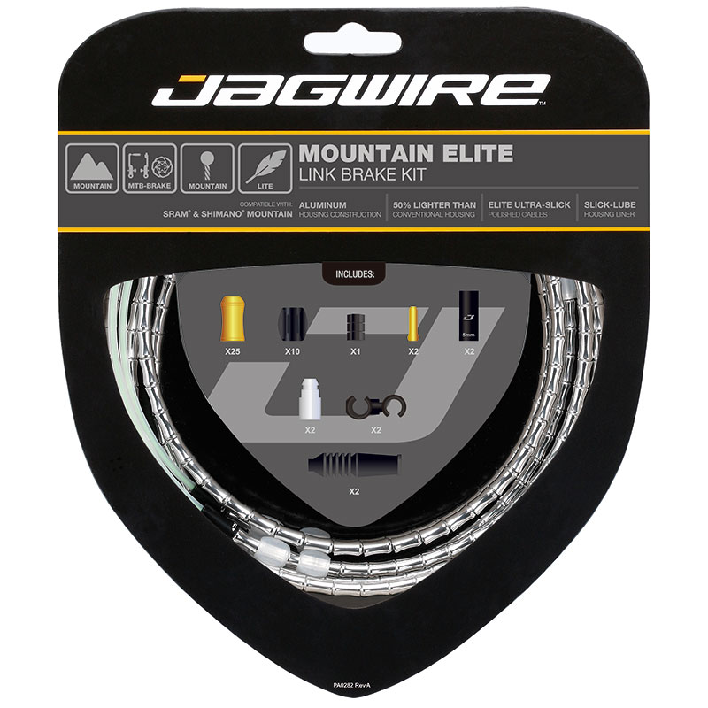 Packaging for Mountain Elite Link Shift Kit
