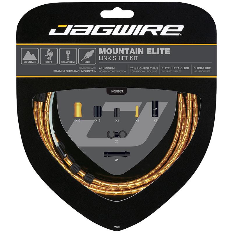 Packaging for Mountain Elite Link Brake Kit