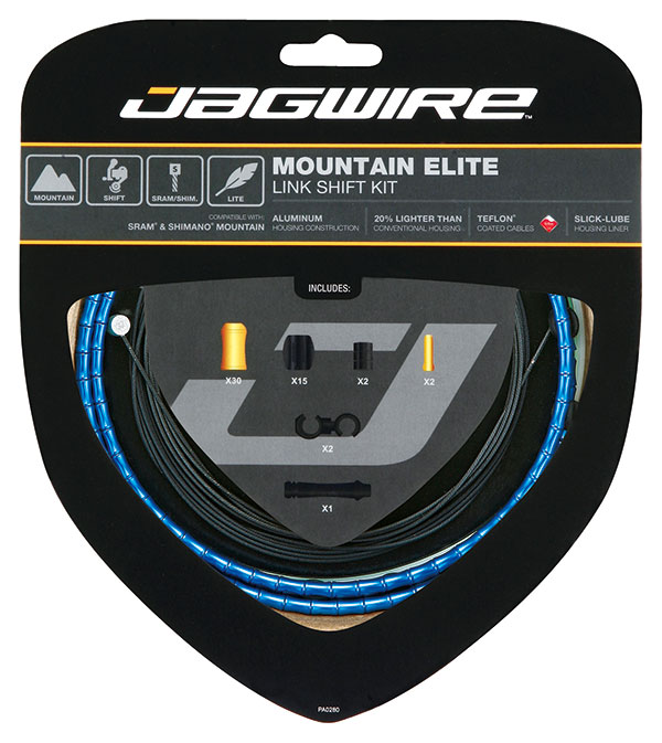 Packaging for Mountain Elite Link Brake Kit