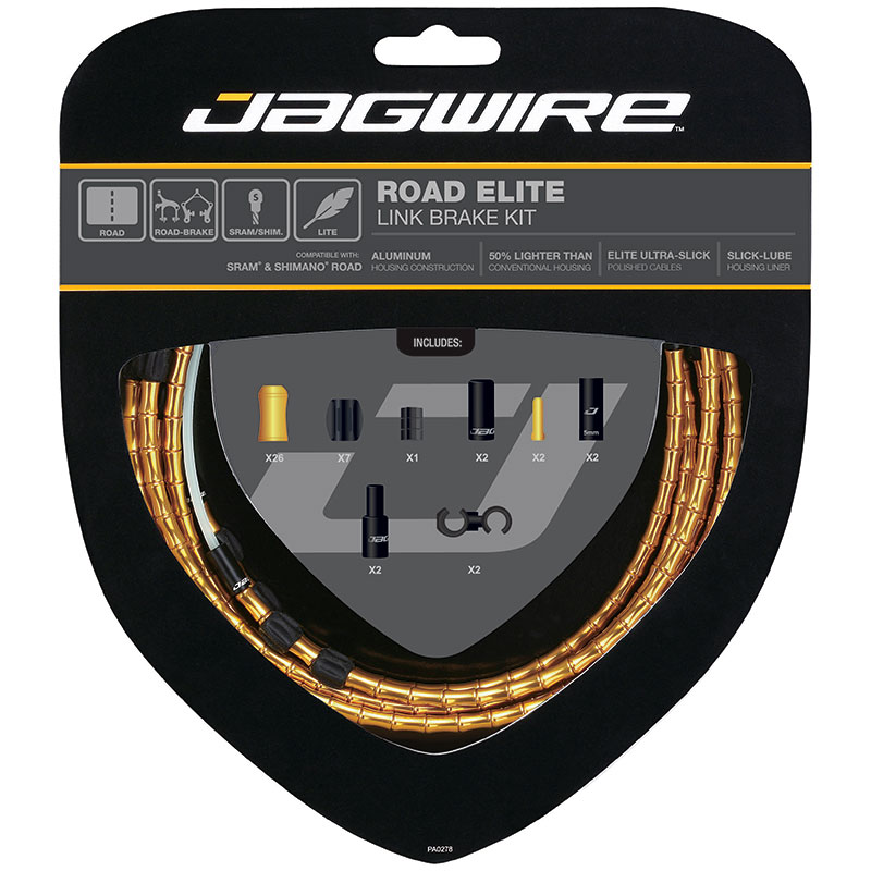 Packaging for Road Elite Link Shift Kit