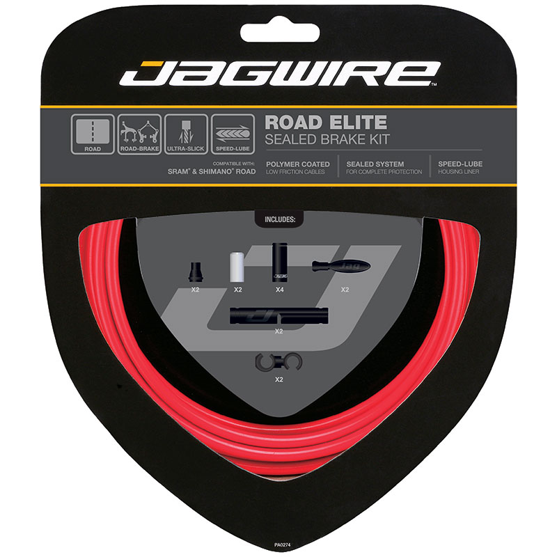 Packaging for Road Elite Sealed Shift Kit