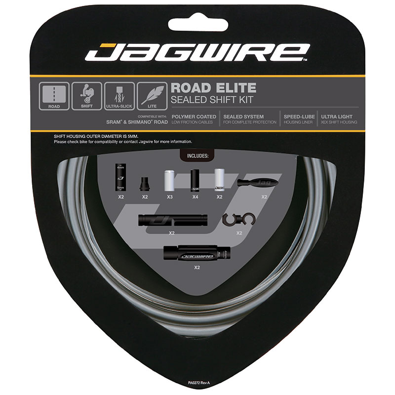 Packaging for Road Elite Sealed Brake Kit