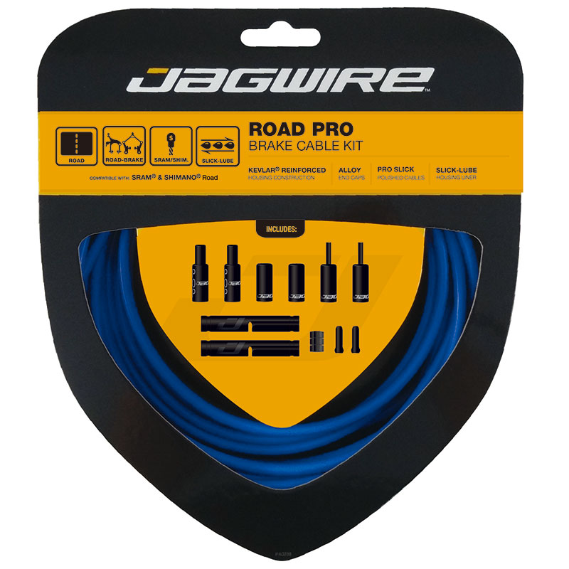 Packaging for Road Pro Slick Polished Brake Inner Cable
