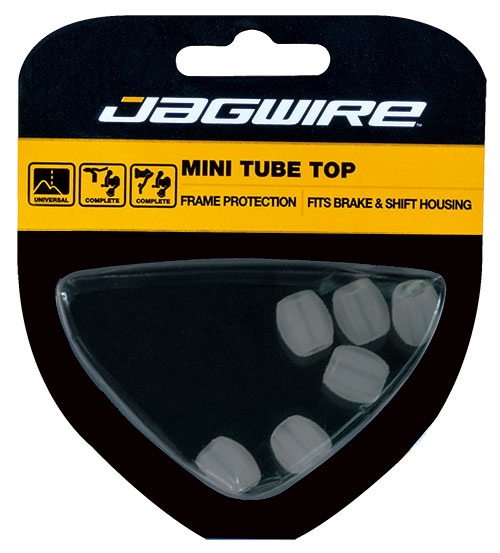 Shift Cable Sleeve Talaec Tube Tops Frame Protection 5mm Black 4 piece for bremsz-U