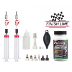 Pro Mineral Oil Bleed Kit with Finish Line